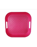 Square Plastic Tray FY30005 - Home