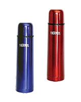 Everyday Stainless Steel Flask Glossy 0.75 Liter - Thermos