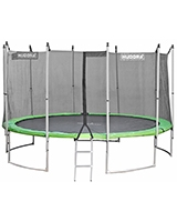 Frame Cover for Family Trampoline 400cm 03-65640 - Hudora