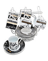 Coffee Set With Stand G2450AB - Home
