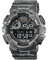 Men's Watch GD-120CM-8DR - Casio
