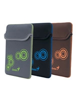 Sleeve Fits up to 8 inch Tablet / iPad mini GS-801 - Genius
