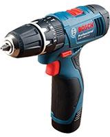 Professional Cordless Drill GSB 1080-2-LI  - Bosch