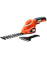 7V Shear Shrubber Combo Kit GSL700 - Black & Decker