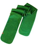 Green Scarf - KAF