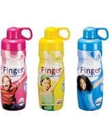 Finger Water Bottle PP 450ml - Lock & Lock
