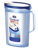 Dualock Water Bottle 2.6L HAP794 - Lock & Lock