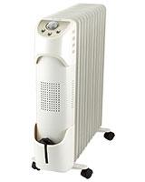 Oil Heater 11 Fins HD936-11Q - Carino