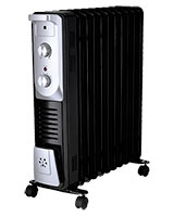 11 Fins Oil Radiator 22000 Watt HD959-11Q - Carino