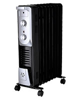 9 Fins Oil Radiator 2000 Watt HD959-9Q - Carino