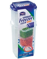 Freezer Lock 2 Pieces 850ml + 450ml - Lock & Lock
