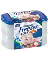 Freezer Lock 2L x 2 Pieces - Lock & Lock