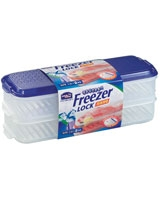 Freezer Lock 1.5L x 2 Pieces - Lock & Lock