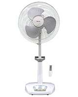 Stand Fan with Led Lamp HO-2389 - Home