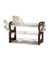 Dishes Holder 3 Role HO433-3 - Home