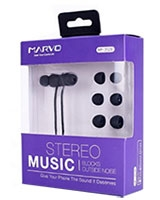 Marvo Earphone Fashion Style HP068