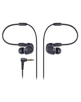 Audio Technica Dual Symphonic Driver In-ear Monitor headphone HP28B