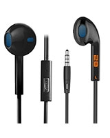 Ergonomic Design Universal Headphone with In-Line Multi-Function HP506 - 2B