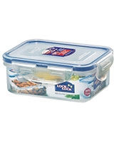 Classic Rectangular Short Food Container 350ml - Lock & Lock
