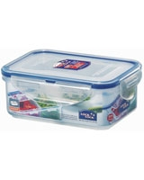 Rectangular Short Food Container 460ml - Lock & Lock
