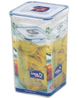 Square Tall Food Container 4.0L - Lock & Lock