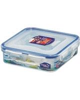 Square Short Food Container 600ml - Lock & Lock