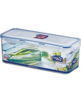 Rectangular Tall Food Container Tray 3.4L - Lock & Lock