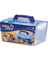 First Aid Kit Box 5.0L - Lock & Lock