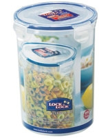 Round Tall Food Container 1.8L - Lock & Lock