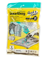 Smart Bag Multi Set Valve Type 2 Pieces HSS604 - Lock & Lock