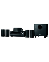 Channel Home Theater 5.1 Receiver/Speaker Package HT-S3700 - Onkyo