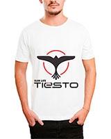 Printed T-Shirt White IB-T-M-D-003 - Ibrand