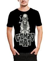 Printed T-Shirt Black IB-T-M-D-011 - Ibrand