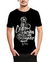 Printed T-Shirt Black IB-T-M-D-016 - Ibrand
