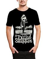 Printed T-Shirt Black IB-T-M-D-028 - Ibrand