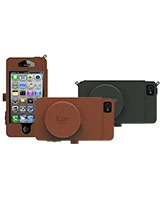 iPhone 5 With Cord Management Case - iLuv