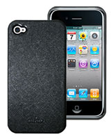 iPhone 4 eco-leather cover - Puro