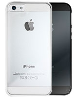 Clear Cover for iPhone 5/5s - Puro