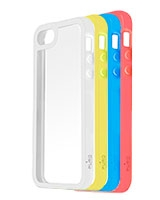 Clear Cover for iPhone 5c - Puro