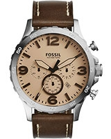 Men's Watch Nate Chronograph JR1512 - Fossil