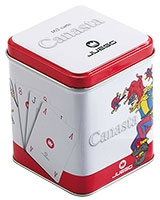 Canasta Metal Box - Juego