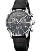 Men's Watch City Chronograph Watch K2G271C3 - Calvin Klein
