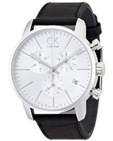 Men's Watch City Chronograph K2G271C6 - Calvin Klein