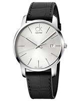 Men's Watch City Date K2G2G1C6 - Calvin Klein