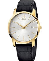 Men's Watch City Date K2G2G5C6 - Calvin Klein