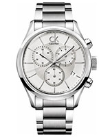 Masculine Men's Watch K2H27126 - Calvin Klein