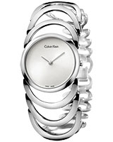 Ladies' Watch Body K4G23126 - Calvin Klein