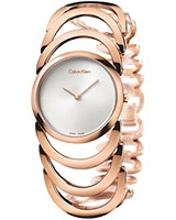 Ladies' Watch Body K4G23626 - Calvin Klein
