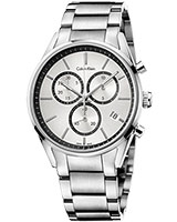 Men's Watch Formality Chronograph K4M27146 - Calvin Klein