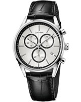 Men's Watch Formality Chronograph K4M271C6 - Calvin Klein